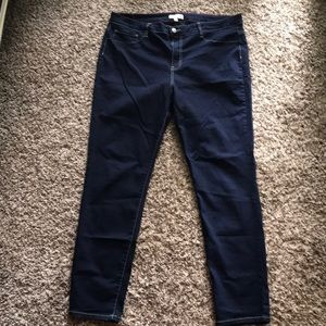 Cello Jeans Los Angels Skinny Dark Wash Jeans 22